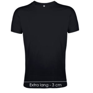 Logostar extra lang T-shirt