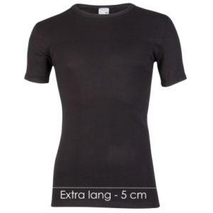 zwart extra lange